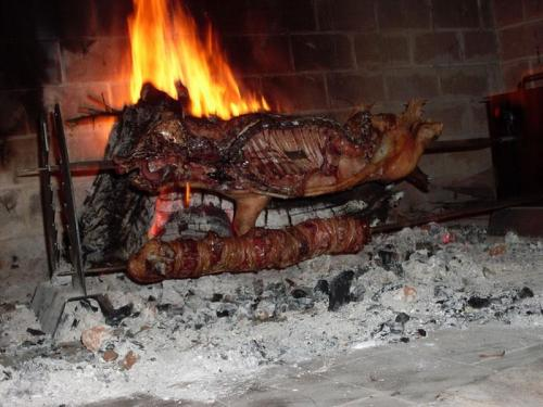 Agriturismo Bachile Bertula - Ristorante